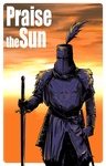Solaire of Astora by uger