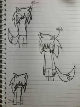 Rurify doodles! XD by shermanyeo