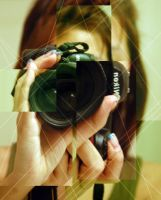 Me myself and my Camera by ultrafemme