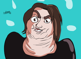 Egoraptor by IceBreak23