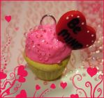 Custom VDay Scented Cupcake by pinknikki