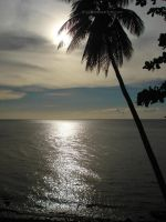scenic view in Camiguin by shwalin