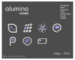 alumina by cagwait