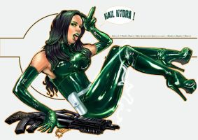 MADAME HYDRA by J-Estacado