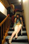 Cleo+Demona: Haunt the Halls by LadydragonQueen