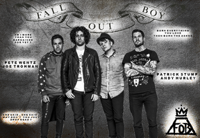 Fall Out Boy Edit by dntrmmbrmfrcntrs