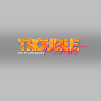 +Trouble Midnight Style by LightAddiction