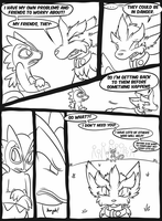 Silver Fang . Event Seven . p6 by Hawkein