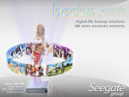 backup your life by Titareco