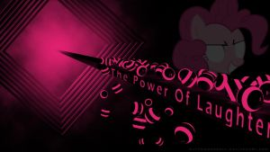 Pinkie Pie 3D Wallpaper by IIThunderboltII