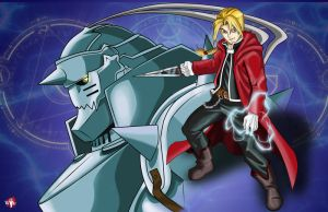 Full Metal Alchemist by WiL-Woods