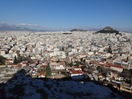 Athens - Untouched by woodsman2b