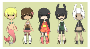 .:Free Customs:. by curled-mustache