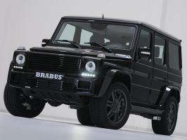 Brabus Mercedes-Benz G-Class by TheCarloos