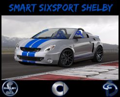 Smart SixSport Shelby by TeofiloDesign
