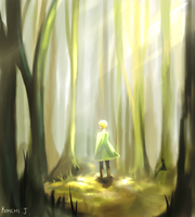 Forest by KimchiJesus