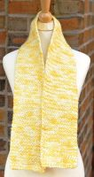 My So-Called Scarf: Butter by penniavaswen