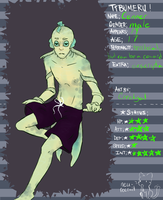 tibumeru oc connor app *updated* by creekgal