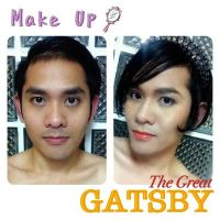 The Great Gatsby Inspired Make Up Look by Nichapon