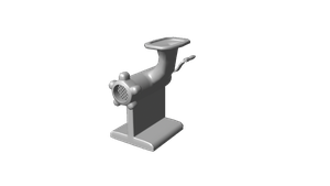 Meat Grinder [3D Model] by HyomaTanzaki