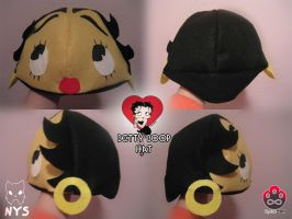 Betty Boop hat by Siplick