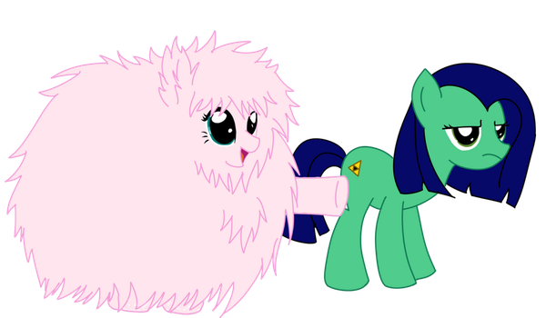 Fluffle stop by ToSealOurFate