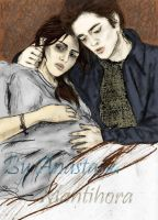 BD: Bella and Edward 3 by AnastasiaMantihora