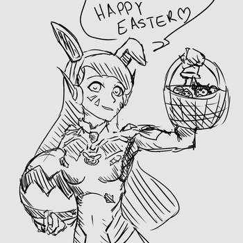 Easter! by Adrianator334