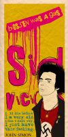 sid vicious by AFDROBOY