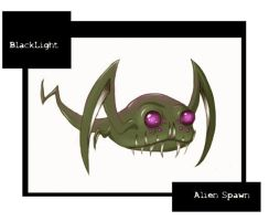 BlackLight Spawn by Mogira