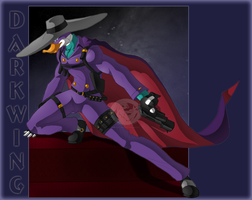 Darkwing The Guardian by slimthrowed