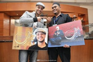 Maher Zain and Me by firdausmahadi