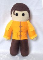 Little Carth Chibi Plush by Blue-Shift-Recall