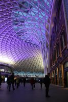 King's Cross Concourse by ZCochrane
