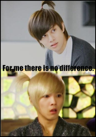 HongChul - There is no difference by lucyamu