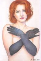 Black Gloves... revisited by Arferia