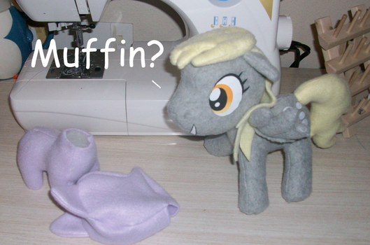 Is that you Muffin by beanchan