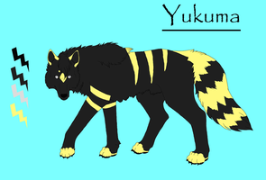 Yukuma by KamiraWolfDemon