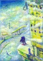 Bridges in the Sky by Liris-san