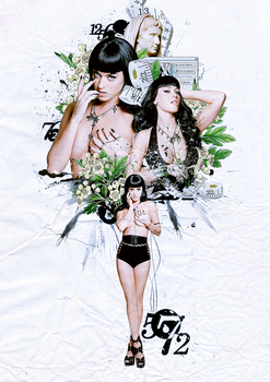 katy perry by kenefron