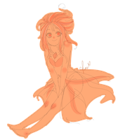 flame princess by STFUSRSLY