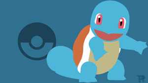 Squirtle [Commission] by turpinator77