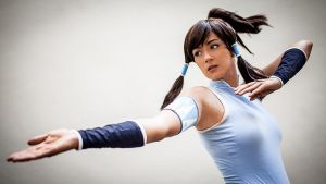 The Legend Of Korra by Andy-K