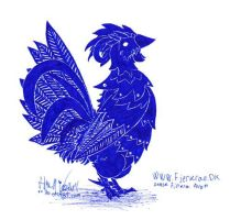 King of Roosters by MicoNutziri