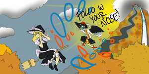 TOUHOU -- COMPRETE BREAKFAST by static-mcawesome