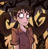 Nervous Willow by Ric-M