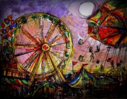 Carnival of Dreams by TamiTw