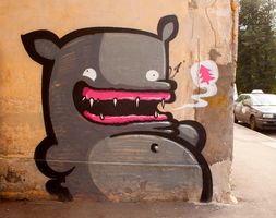 DUNNO by KIWIE-FAT-MONSTER