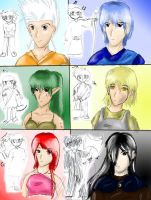 Comparison over time by TheReza13
