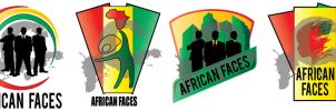 AFRICAN FACES LOGO SAMPLES by truthdondie